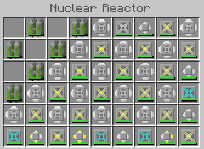 minecraft ic2 reactor