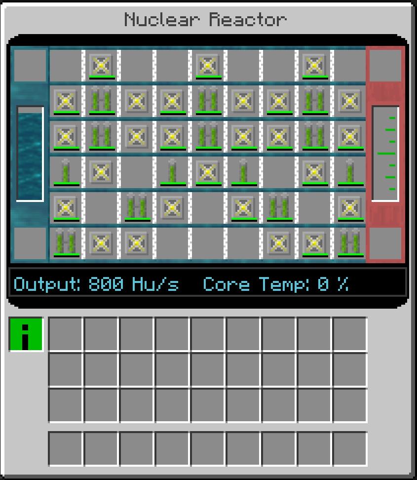 майнкрафт схемы ядерного реактора картинки