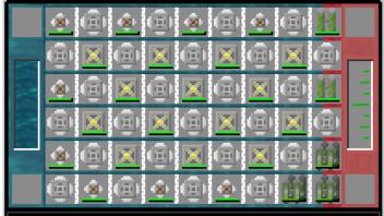 Industrial Craft  Fluid Reactor Setup